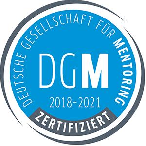 DGM zertifiziert