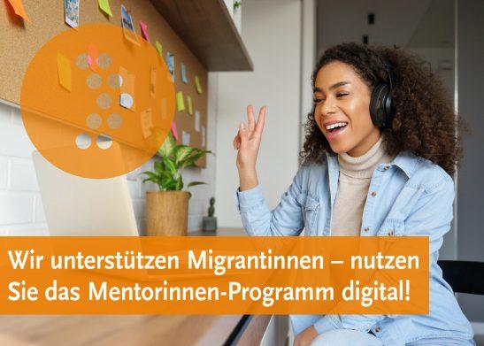 Abbildung verweist auf: https://www.frauundberuf-bw.de/frau-beruf/mentorinnen-programm/